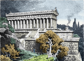 Temple of Diana at Ephesus by Fedinand Knab (1886).png
