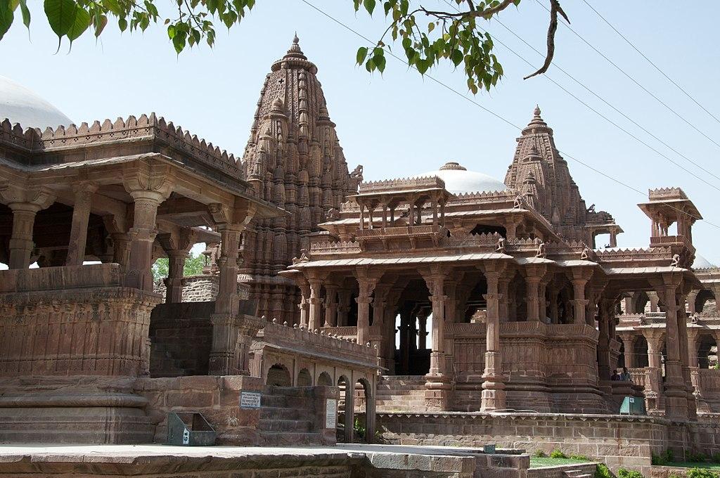 Temples at Mandor (4571805346)