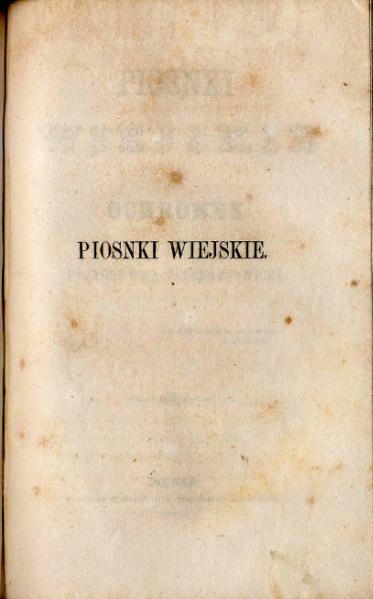 File:Teofil Lenartowicz - Piosnki wiejskie.djvu
