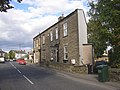 Terrace houses, Roberttown Lane. Roberttown, Liversedge - geograph.org.uk - 545318.jpg