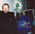 Texas Instruments, DLP Cinema Prototype System, Mark V, Paris, 2000 - Philippe Binant Archives.jpg