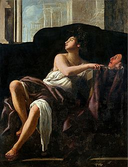 Thalia, Muse of Comedy by Giovanni Baglione