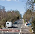 The A36 as it enters Plaitford - geograph.org.uk - 733774.jpg