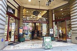 Block Arcade, Melbourne - Wikipedia