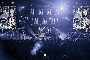 The Boxtones - Image: The Boxtones at Yasalam Beats on the Beach 2014