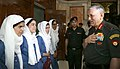 The Chief of Army Staff, General Bipin Rawat interacting with the students of Super-40 from Kashmir, in New Delhi on June 13, 2017.jpg