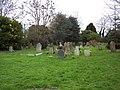 The Church of St Mary our Lady, Sidlesham - Churchyard - geograph.org.uk - 349631.jpg