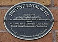 The Continental Hotel Sign.JPG