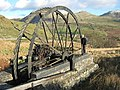 The Cwm Ciprwth copper mine wheel - geograph.org.uk - 1060275.jpg