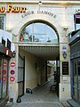 The Entrance To Cour Damoye - Paris 2013.jpg