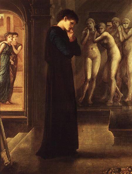 The Heart Desires, Pygmalion (Burne-Jones)