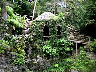 Tollymore Forest Park - The Hermitage, Tollymore Forest Park