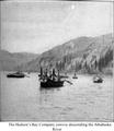 The Hudson's Bay Company convoy descending the Athabaska River.png