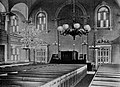 The Inside of the Meeting House Looking East in 1854.jpg