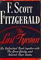 The Last Tycoon (1941 1st ed dust jacket).jpg