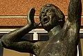 The Messenger statue, SUTTON, Surrey, Greater London - Flickr - tonymonblat.jpg