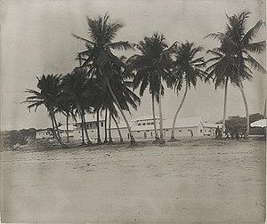 Fort Winneba -  Fort Winneba in the 1890s