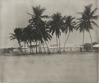 Fort Winneba - Fort Winneba in the 1890s