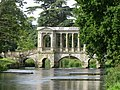 The Palladian Bridge, Wilton Park - geograph.org.uk - 988755.jpg