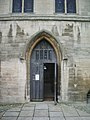 The Parish Church of St James, Grimsby, Doorway - geograph.org.uk - 858932.jpg
