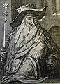 The Phillip Medhurst Picture Torah 259. Judah. Genesis cap 49 vv 9-12. De Geyn.jpg