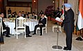 The Prime Minister, Dr. Manmohan Singh addressing at the Banquet lunch hosted by the South Korean President, Mr. Lee Myung-bak, in Seoul on March 25, 2012.jpg