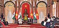 The Prime Minister, Shri Narendra Modi meeting the President of the Socialist Republic of Vietnam, Mr. Tran Dai Quang, in Hanoi, Vietnam on September 03, 2016 (2).jpg