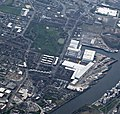 The River Clyde in Glasgow from the air (geograph 6125214) (Govan).jpg