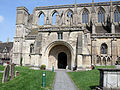 The South Porch, Malmesbury Abbey, Wiltshire.jpg