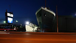 The Titanic-Museum in Branson Missouri USA 2016.jpg