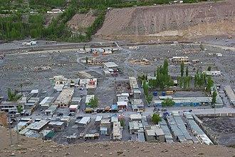Sust - The town of Sost - Pictuer by Faysal Khan Elahi