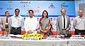 The Union Minister for Civil Aviation, Shri Ajit Singh at the Launch of 4th International Exhibition & Conference on Civil Aviation 'India Aviation 2014', in New Delhi on May 03, 2013.jpg