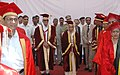 The Vice President, Shri Bhairon Singh Shekhawat at the 4th Convocation of Maharana Pratap University of Agriculture and Technology, on the occasion of 'World Food Day' at Udaipur on October 16, 2006.jpg