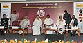The Vice President, Shri M. Venkaiah Naidu at the FIEO Southern Region Annual Awards Function, in Chennai on January 18, 2018. The Tamil Nadu Governor, Shri Banwarilal Purohit is also seen.jpg