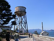 The Water Tower Alactraz