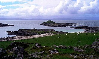 Arisaig - The Arisaig coast
