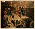 The death of Nelson at the Battle of Trafalgar Wellcome V0006922.jpg