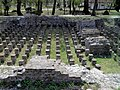 The hypocaust of the Great Baths complex, Ancient Dion (6948409106).jpg