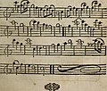 The musical miscellany - being a collection of choice songs, set to the violin and flute, by the most eminent masters (1729) (14580148068).jpg
