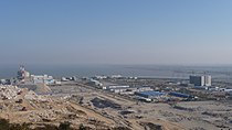 The second phase construction of Tianwan Nuclear Power Plant.JPG