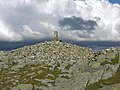 The summit cairn of Aran Fawddwy - geograph.org.uk - 547341.jpg