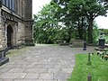The west end of St Giles', Wrexham - geograph.org.uk - 1472683.jpg