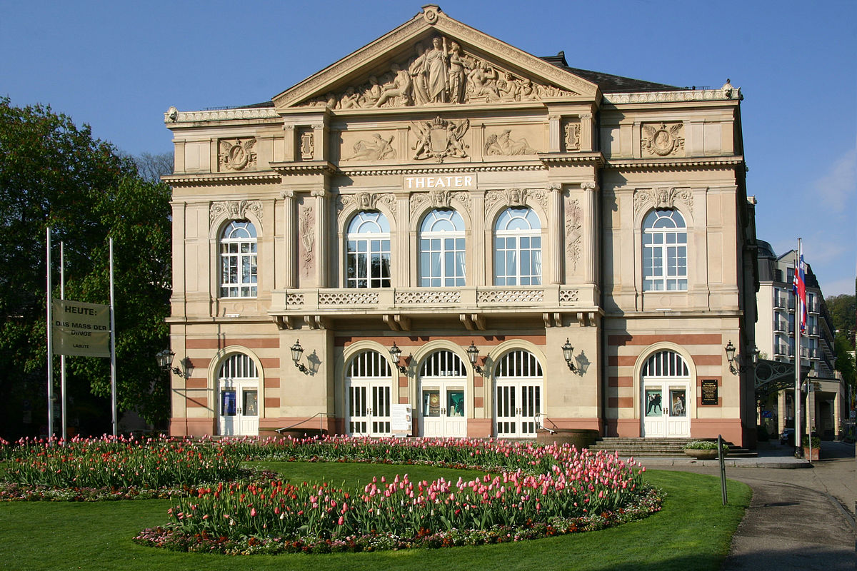 Theater baden baden wikipedia for Quoka baden baden