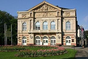 Theater Baden-Baden - Theater of Baden-Baden
