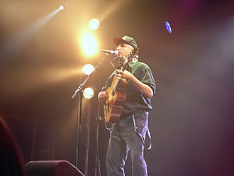 The Nightwatchman - The Nightwatchman at the Pinkpop festival in 2007.