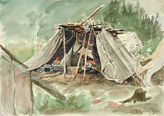 Indian Camp, Alaska