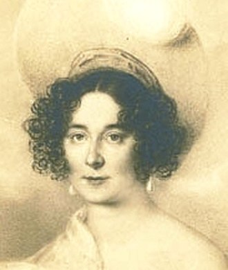 """Für Elise - Therese Malfatti, widely believed to be the dedicatee of """"Für Elise"""""""
