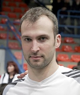 Thierry Omeyer French handball player