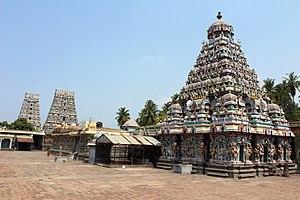 Thiruvadigai Temple - Image: Thiruvathigai (15)