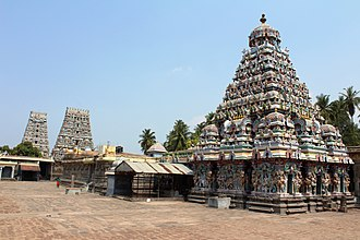 Thiruvadigai Temple - Image: Thiruvathigai (15)